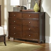 Audrey 8 Drawer  Dresser