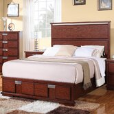 Manchester Panel Bed