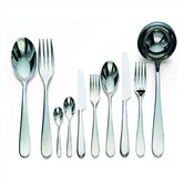 Nuovo Milano Flatware Collection in Mirror Polished by Ettore Sottsass