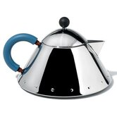 Michael Graves 35 oz. Stainless Steel Teapot