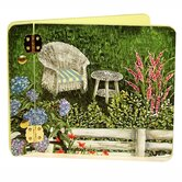 Home and Garden Erica's Garden Mini Book Photo Album