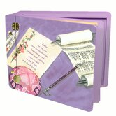 Judaica Her Bat Mitzvah Mini Memory Box