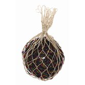 Living World Nature's Treasure Buri Ribbon  Hookbill Bird Toy