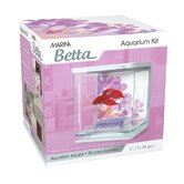 Marina Betta Flower Design Aquarium Kit