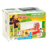 Living World Hamster Cage Starter Kit