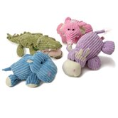 Dogit Luvz Plush 4 Toy Assortment