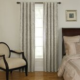 Room Darkening Backtab Window Panel Set in Grey