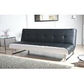 Seattle Leather Convertible Sofa
