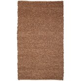 Pelle Short Leather Tan Rug