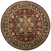 Traditions Heriz Red/Blue Rug