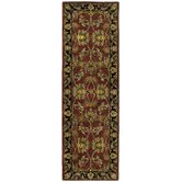 Traditions Agra Burgundy Rug