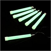 25-Piece Green Glow Sticks