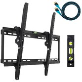 Flat Tilt Wall Mount (32&quot; - 65&quot; Screens)
