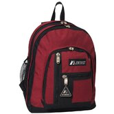 16.5&quot; Double Compartment Backpack