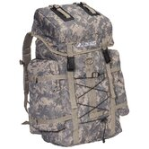 24&quot; Hiking Backpack in Digital Camo