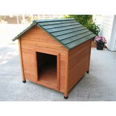Classic Cedar Dog House