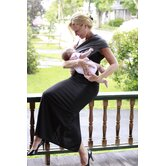 Baby Bond Large / X-Large Original Nursing Cover in Black