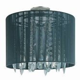 Mayfair 2 Light Semi Flush Mount