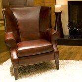 Camden Top Grain Leather Chair