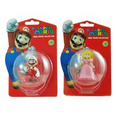 Mario and Peach Mini Figure Bundle - Series 3