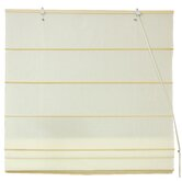 Cotton Roman Shades Blinds in Cream