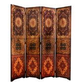Olde-Worlde Baroque Room Divider