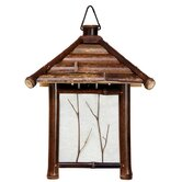 Oriental Furniture Hanging Outdoor Lights