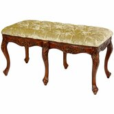 Anne Parlor Wooden Bench