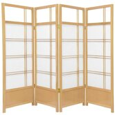 Low Kumo Classic Shoji Room Divider in Natural