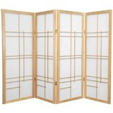 48&quot; Low Eudes Shoji Room Divider