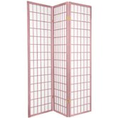 Window Pane in Pink