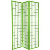 Window Pane in Lime