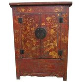Oriental Furniture Armoires