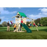 Creekside No-Cut Swing Set