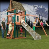 Real Tree Woodsman Wood Complete Play Set