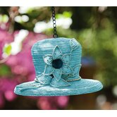 9&quot; Dressy Hat Bird House