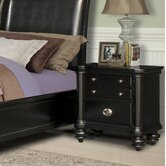 Danbury 2 Drawer Nightstand
