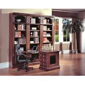 DaVinci L-Shape Peninsula Desk Office Suite