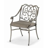 Bella Lucca Stacking Dining Arm Chair
