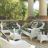 Key Biscayne Deep Seating Group with Cushions