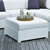 Brio Ottoman with Cushion