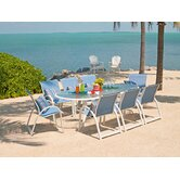 Aruba II 9 Piece Dining Set