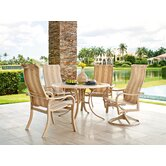 Ocala 5 Piece Dining Set