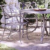 Cadiz Stacking Dining Arm Chair