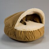 Luxury Cozy Cave Pet Bed