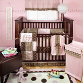 Mad About Plaid In Pink Crib Bedding Collection