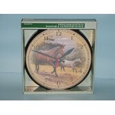Horse Clock