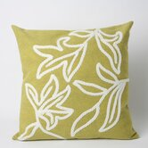 Windsor Square Indoor/Outdoor Pillow in Lime
