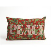 Visions II Peace Pillow