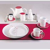 Five Senses Ruby Dinnerware Set